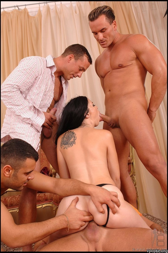 Ricardo Bell and Lauro Giotto and Antonio and Thomas Stone and Betty